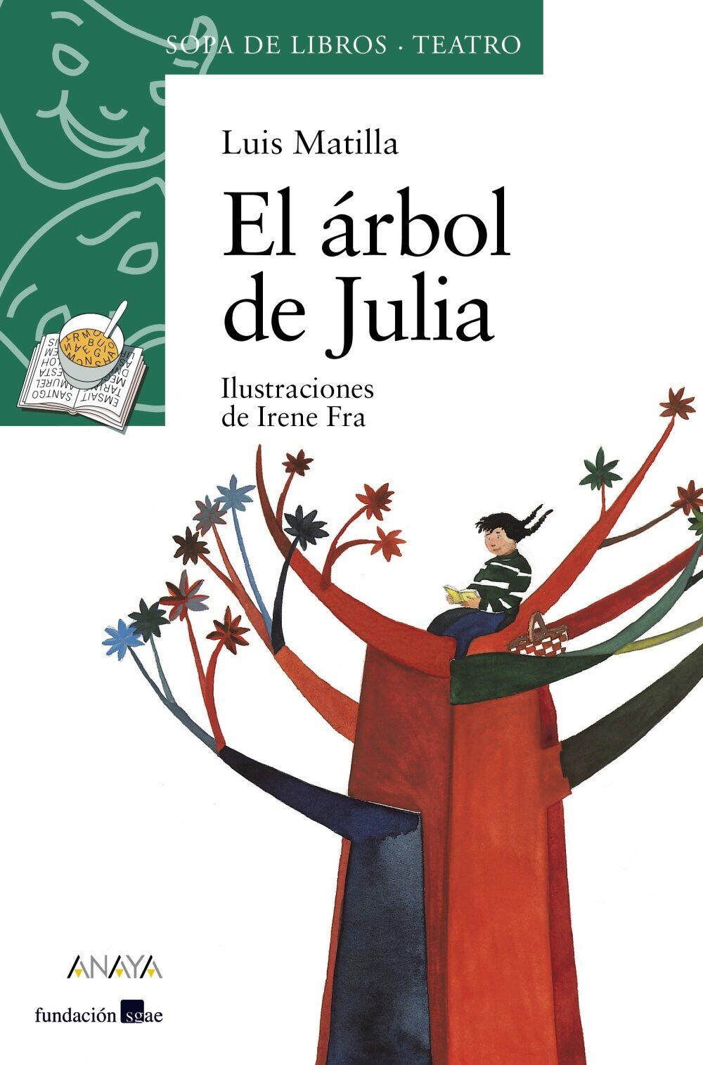 El arbol de julia luis matilla 9788466726450