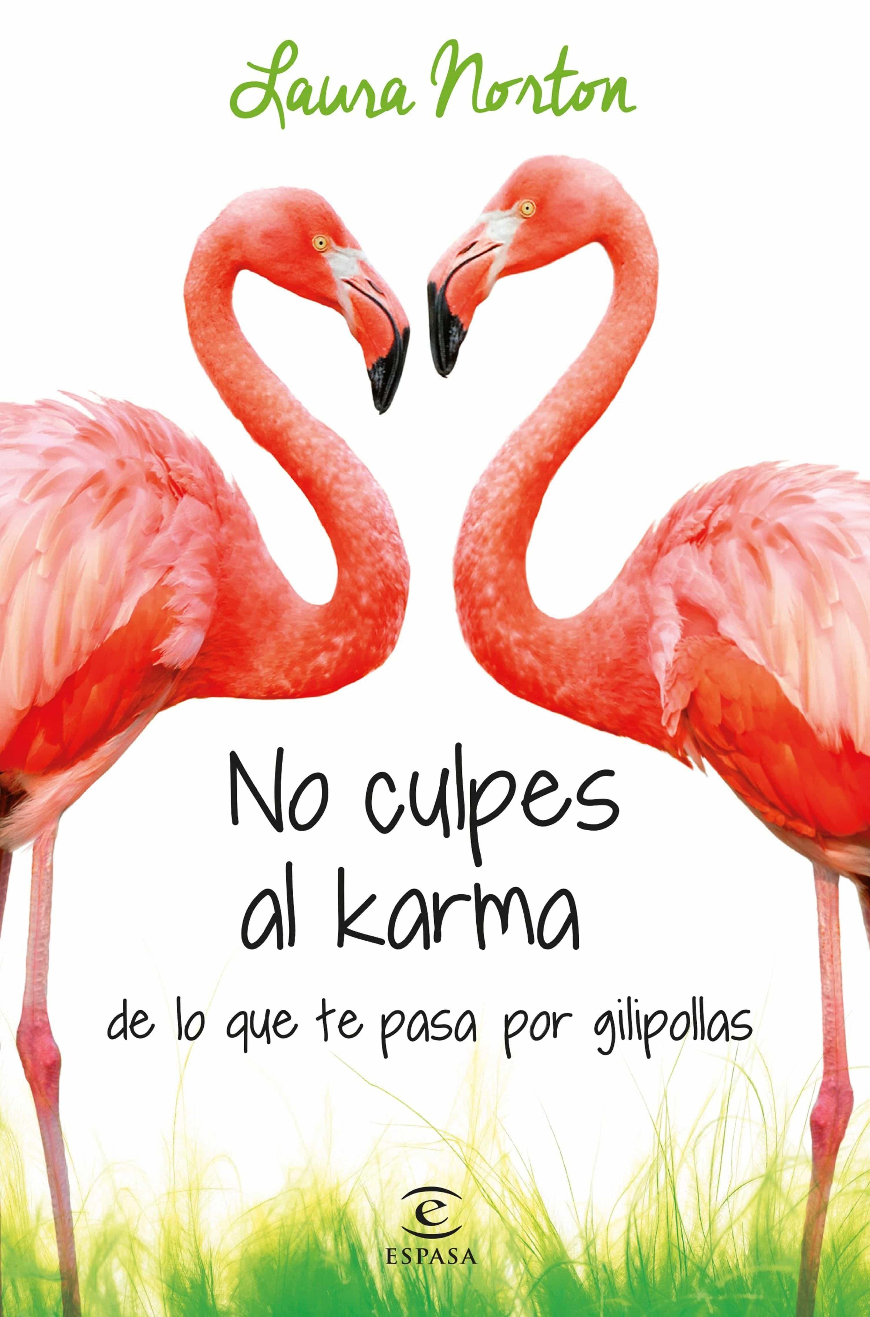 No Culpes Al Karma De Lo Que Te Pasa Por Gilipollas   por Laura Norton
