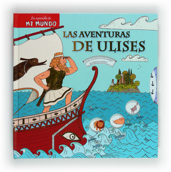 las aventuras de ulises-anne-sophie baumann-9788467547450