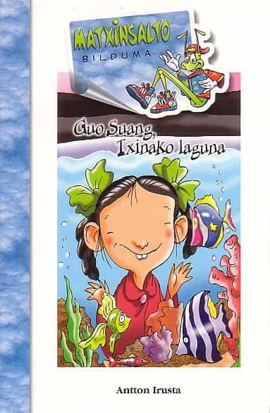 Guo Suang, Txinako Laguna por Antton Irusta epub