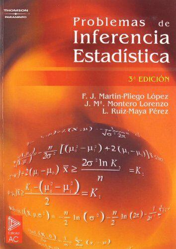 Problemas De Inferencia Estadistica por Vv.aa.;                                                                                                                                                                                                                                   Jose Maria Mo epub