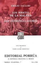 Los Piratas De La Malasia; Los Estranguladores por Emilio Salgari epub