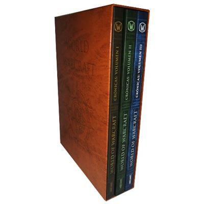 Caja Edicion Especial World Of Warcraft Cronicas por Vv.aa.