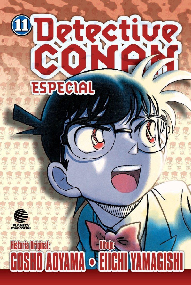 Detective Conan: Especial Nº 11 por Gosho Aoyama