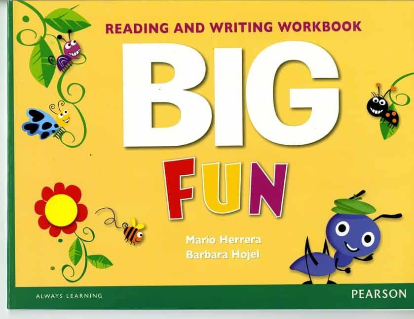 BIG FUN READING AND WRITING WORKBOOK | VV.AA. | Comprar libro ...