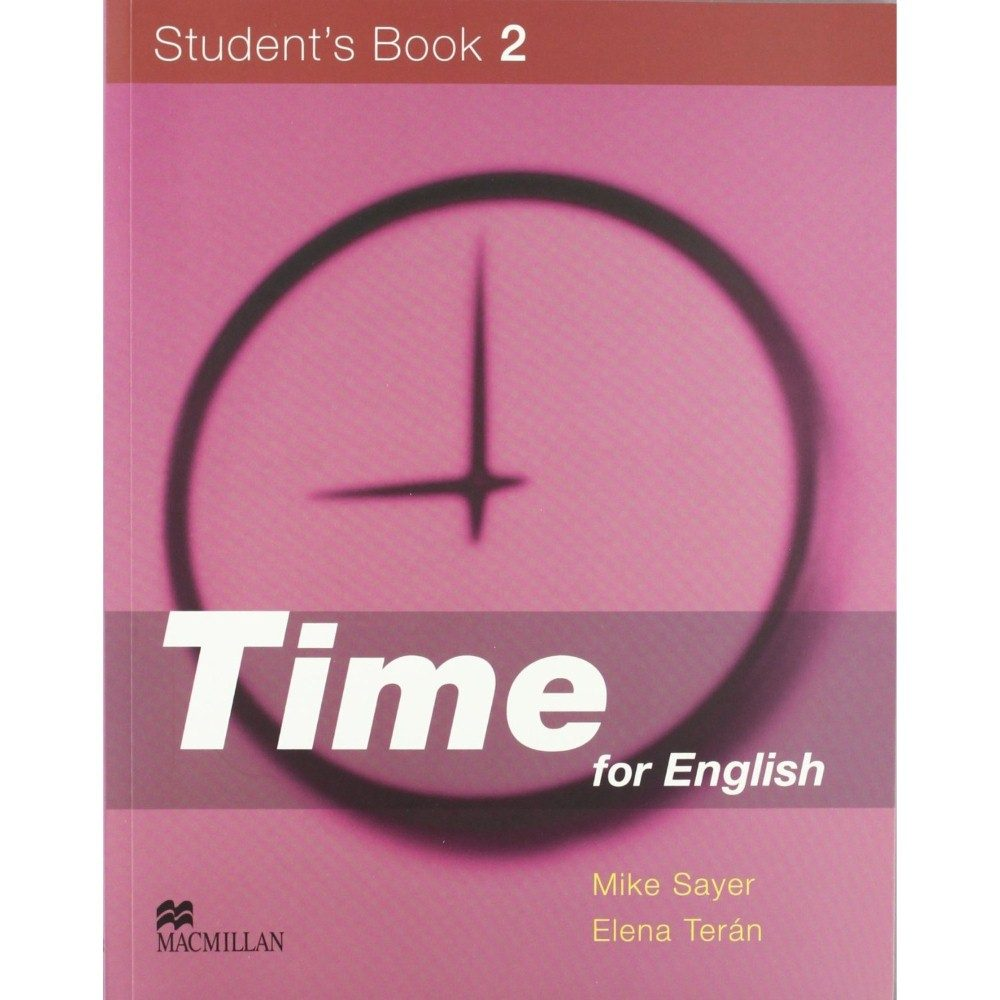 Time F English 2: Student Book por Vv.aa.