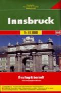 Innsbruck (1:15000) (freytag And Berndt) por Vv.aa. epub