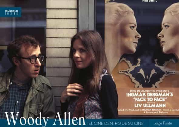 Woody Allen. El Cine Dentro De Su Cine por Jorge Fonte epub