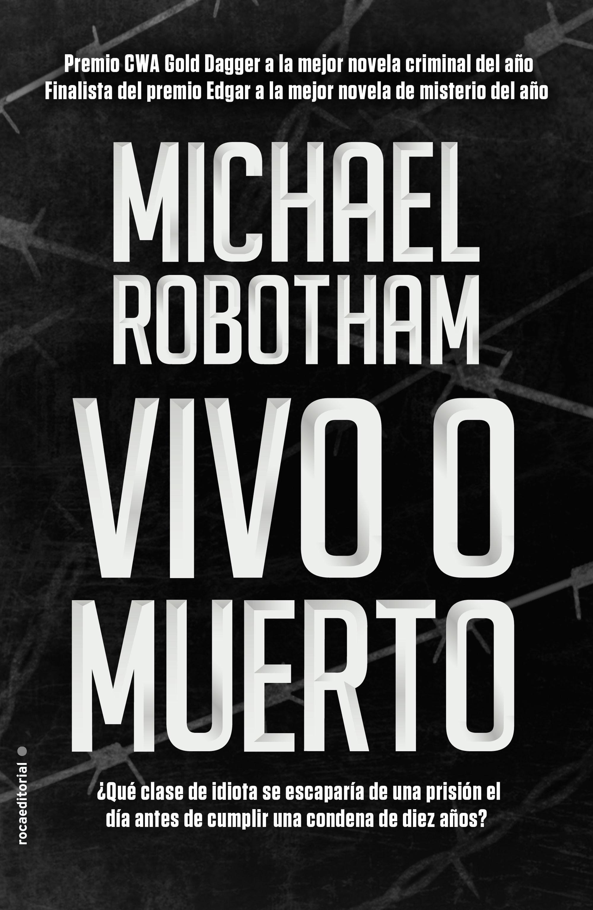 (pe) Vivo O Muerto por Michael Robotham epub