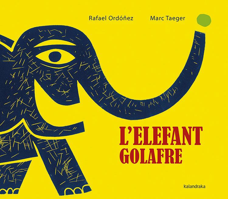 Resultat d'imatges de l¡elefant golafre