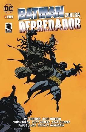 Batman Contra Depredador por Vv.aa.