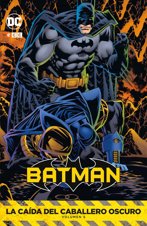 Batman: La Caída Del Caballero Oscuro Vol. 05 por Alan Grant;                                                                                    Chuck Dixon
