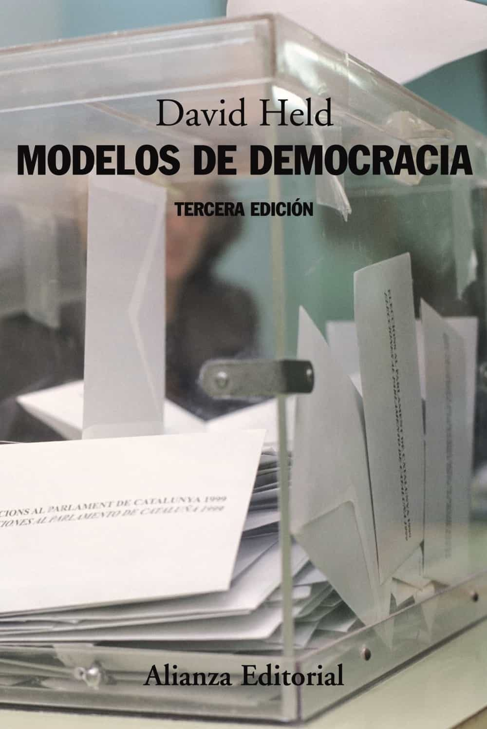 Modelos De Democracia por David Held