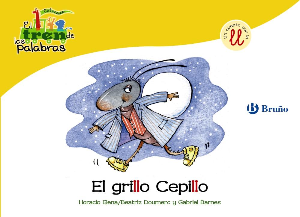 El Grillo Cepillo: Tren De Las Palabras por Vv.aa.