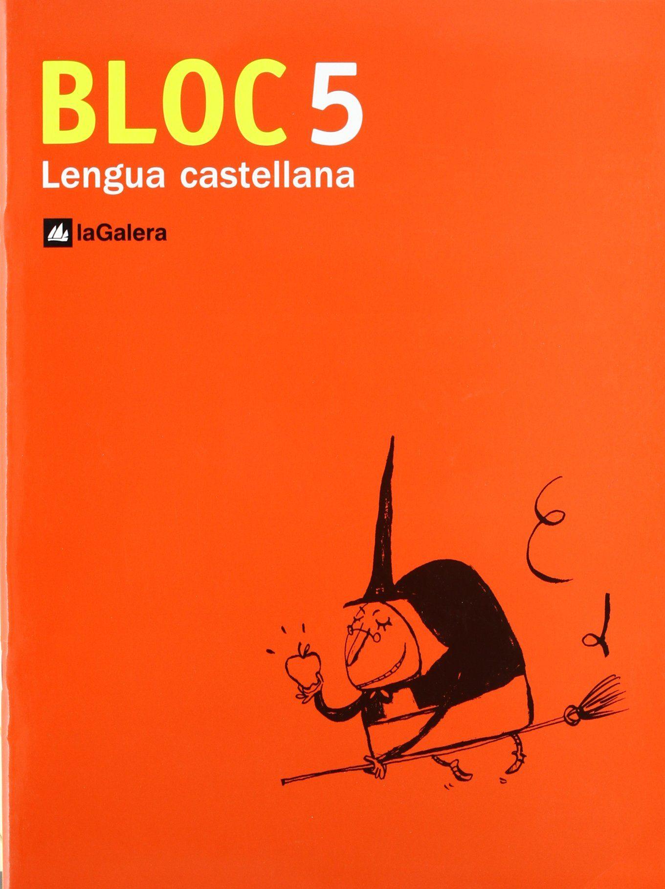Cuadernos De Lengua Castellana: Bloc Lengua 5 (educacion Primaria ) por Vv.aa. epub