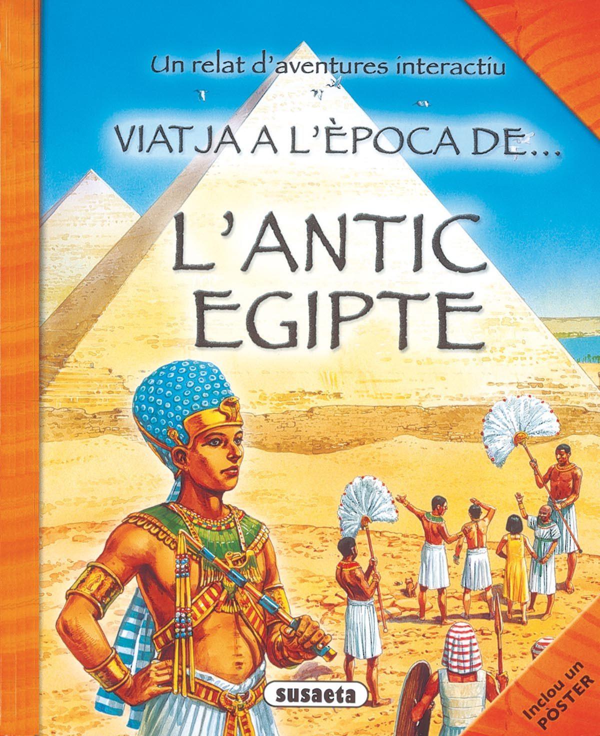 L Antic Egipte ( Viatja ..) por Vv.aa. epub