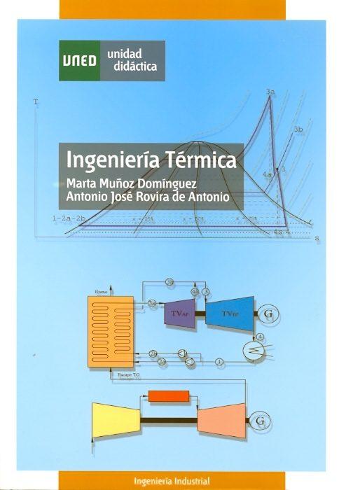 Ingenieria Termica por Marta Muñoz Dominguez Gratis