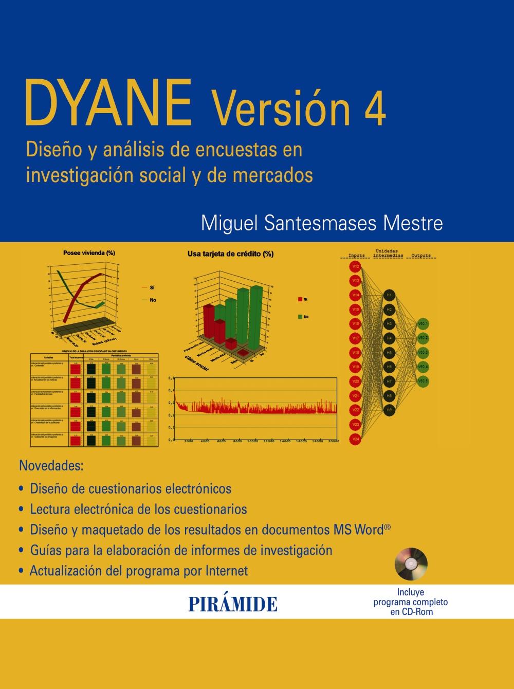 Dyane version 4 dise o y analisis de encuestas en investigacion social y de mercado