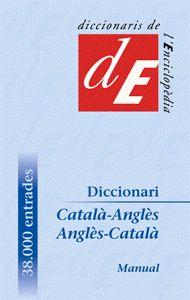 Diccionari Manual Catala-angles/angles-catala por Vv.aa. epub