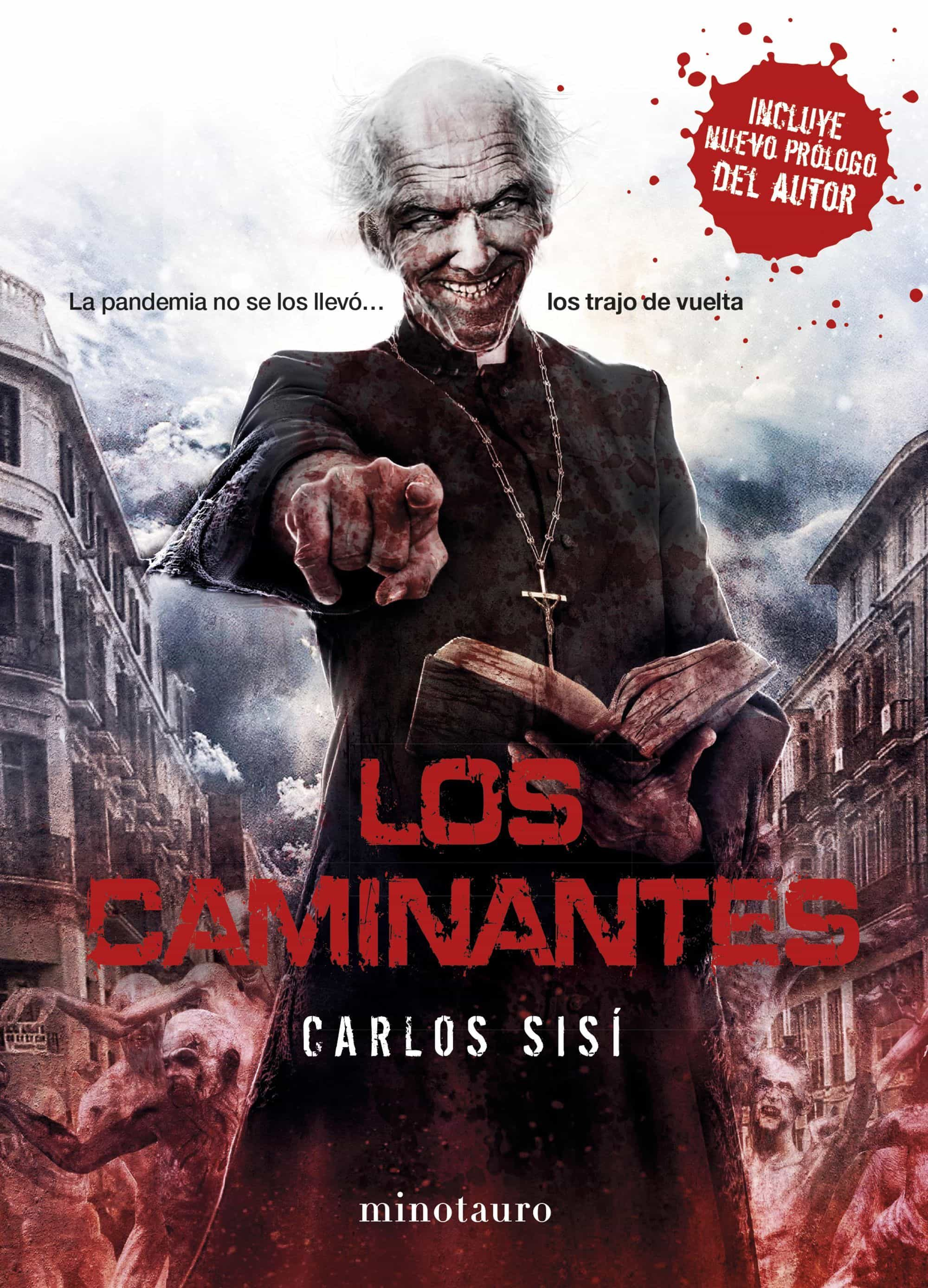 Los Caminantes (nº1) por Carlos Sisi