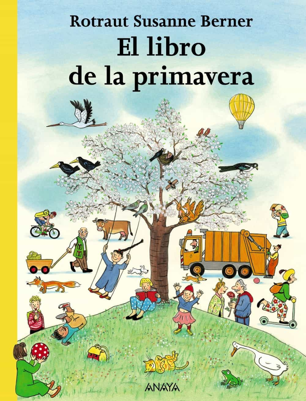 El Libro De La Primavera por Rotraut Susanne Berner epub
