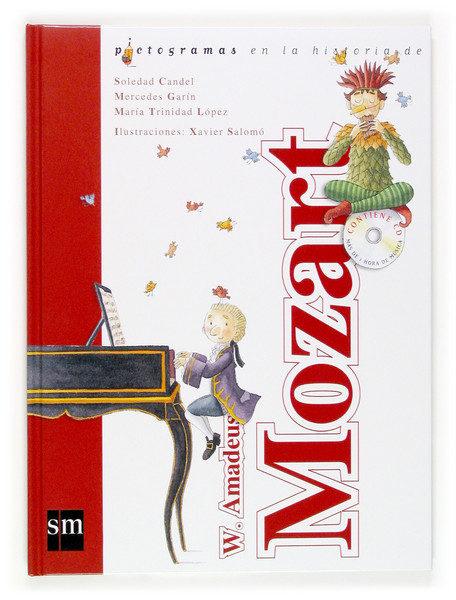 La Historia De W. Amadeus Mozart por Vv.aa. epub