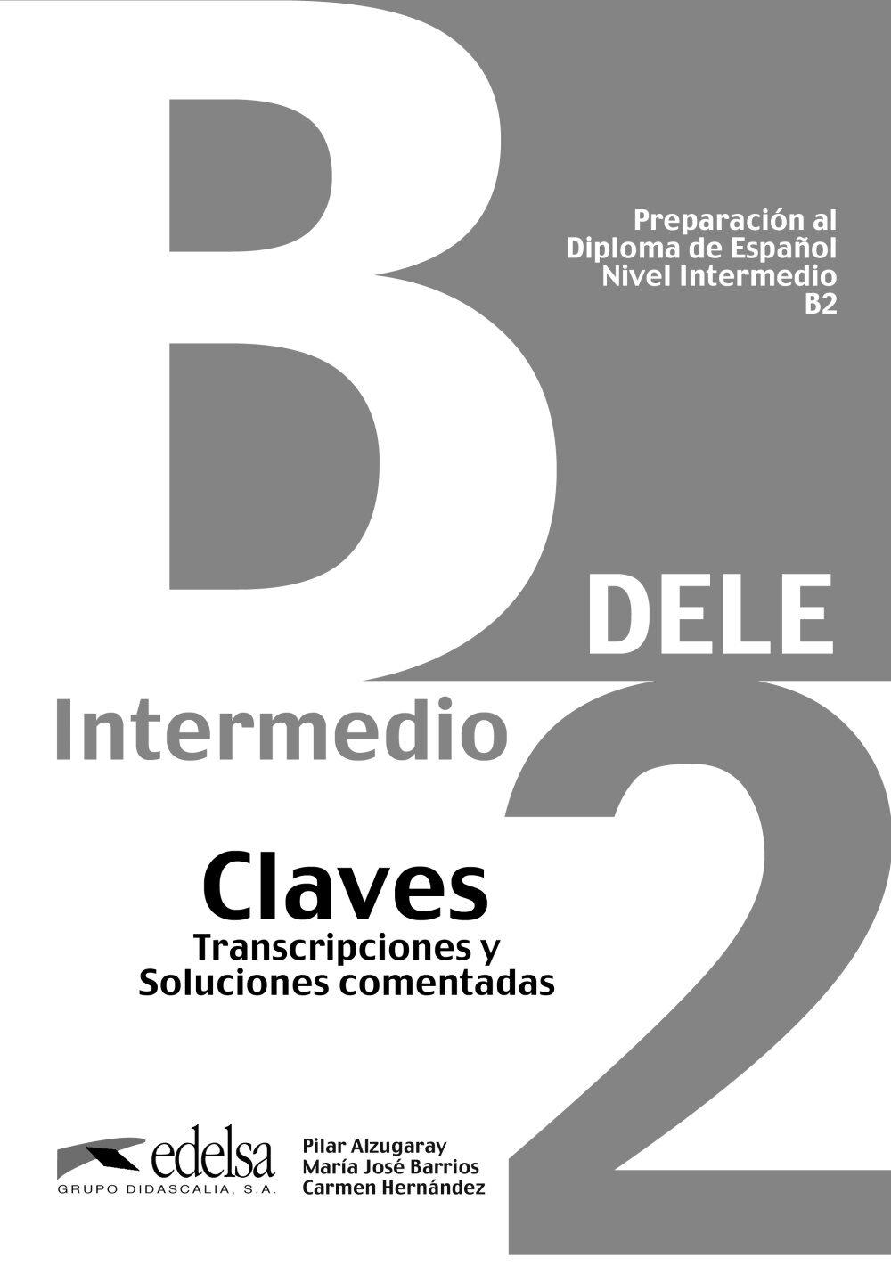 descargar PREPARACION DELE B2 CLAVES pdf, ebook