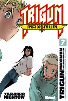 Trigun Maximum Nº 7 por Yasuhiro Nightow epub