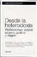 Desde La Heterodoxia. Reflexiones Sobre Laicismos, Politica Y Rel Igion por Juan Jose Tamayo Gratis