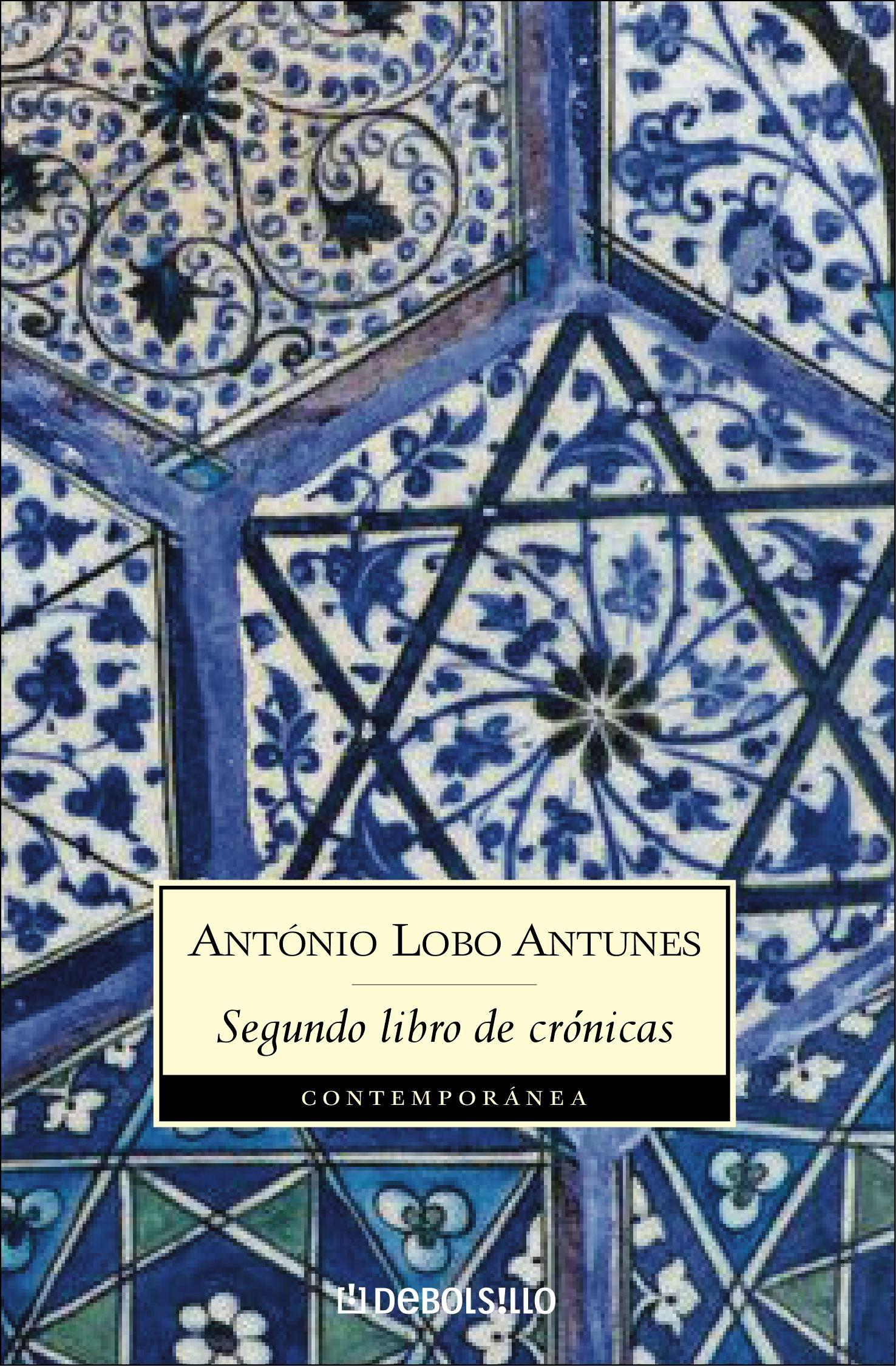 segundo libro de crónicas (ebook)-antonio lobo antunes-9788490320860