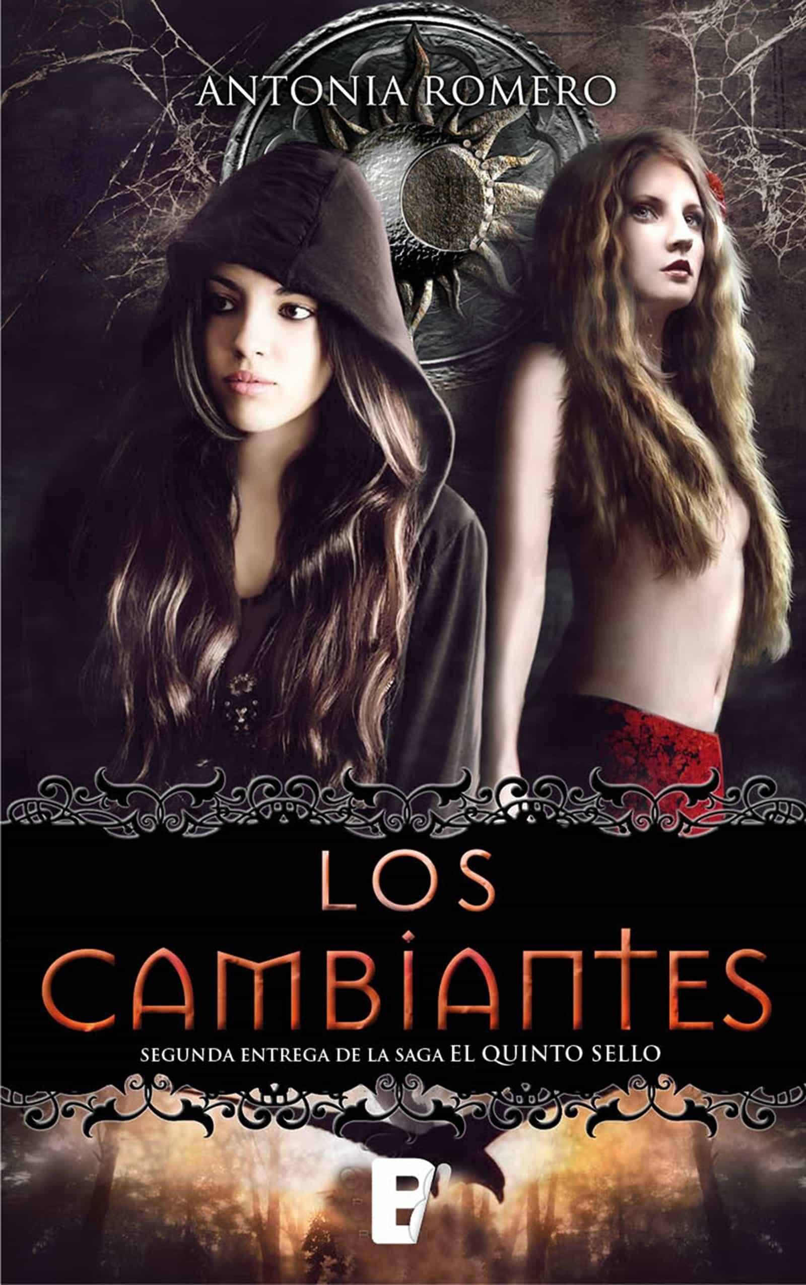 Los Cambiantes    por Antonia Romero