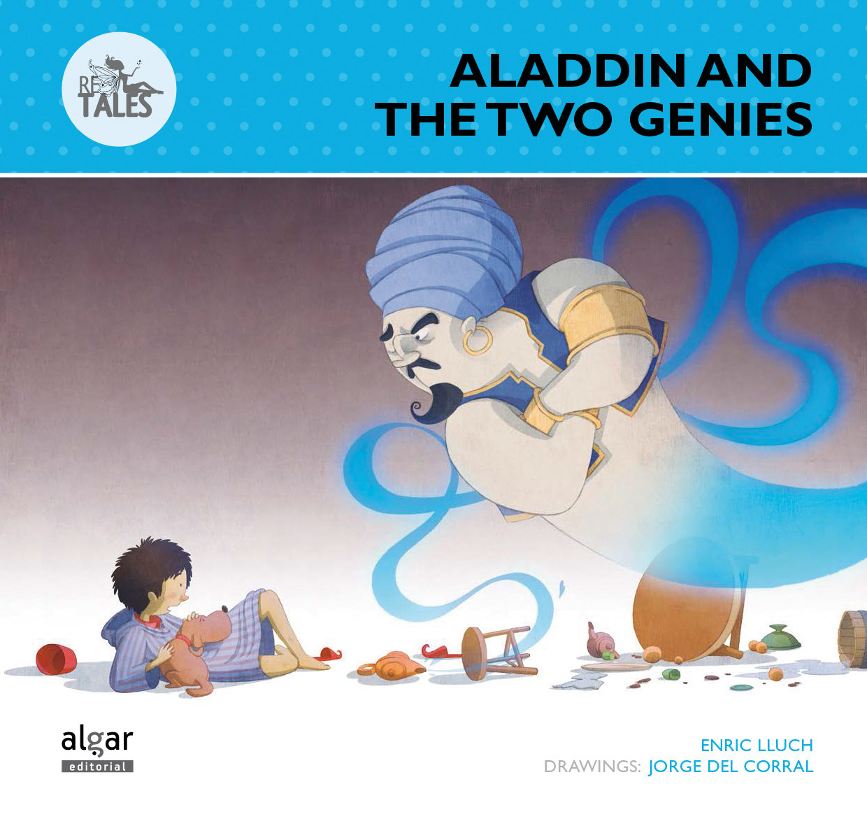 descargar ALADDIN AND THE TWO GENIES pdf, ebook