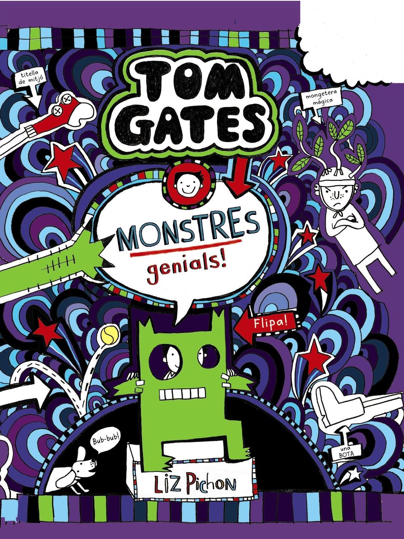 tom gates: monstres genials!-liz pichon-9788499062860
