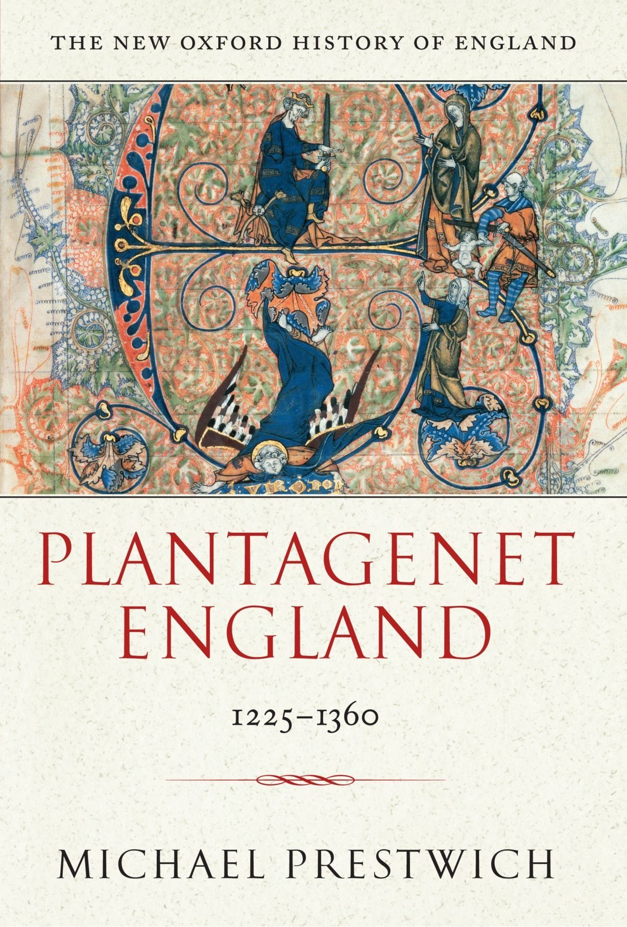 Plantagenet England 1225-1360 por Michael M. Prestwich epub