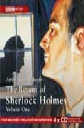 The Return Of Sherlock Holmes (vol. I) (4 Cd S) por Arthur Conan Doyle;                                                                                                                                                                    