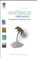 Worldwide Destinations: The Geography Of Travel And Tourism (4th Ed.) por Brian Boniface;                                                                                                                                                                                                                                   Chris