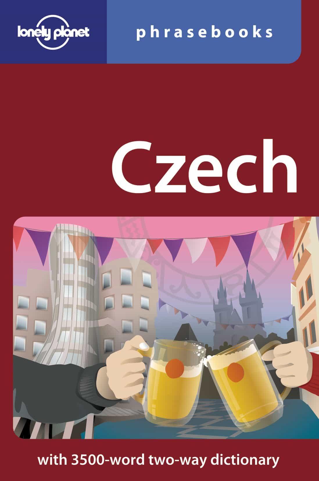 Czech Phrasebook 2 por Vv.aa.