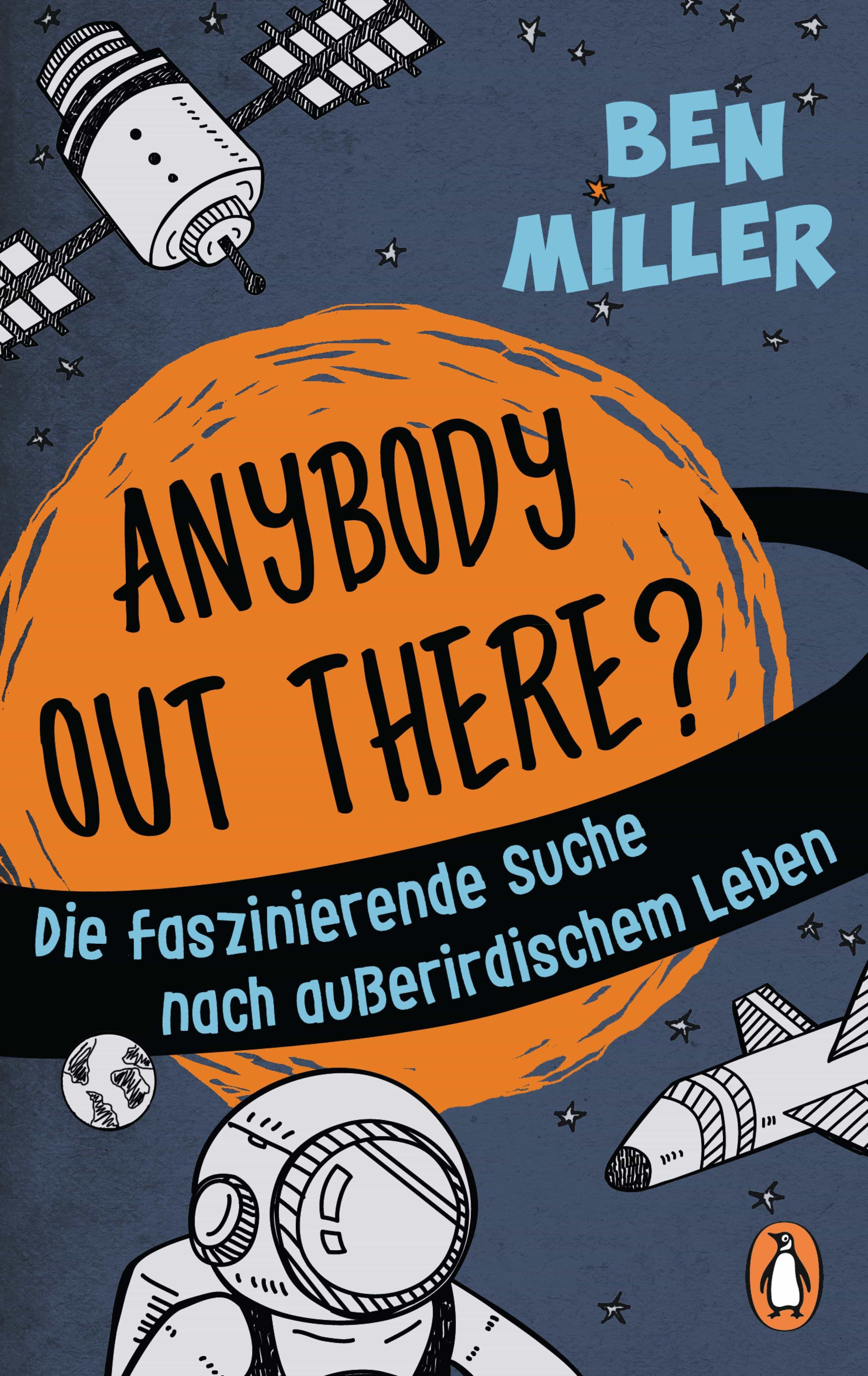Anybody Out There?   por Ben Miller epub
