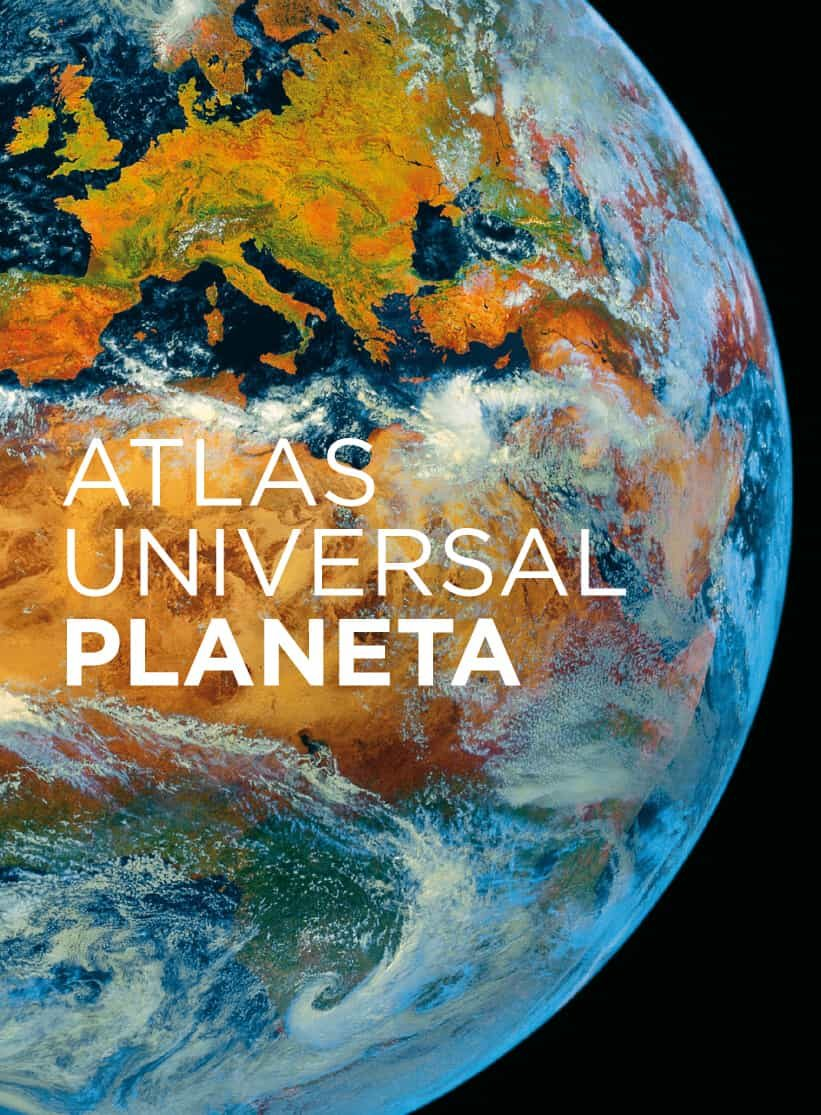 Atlas Universal Planeta por Vv.aa. epub