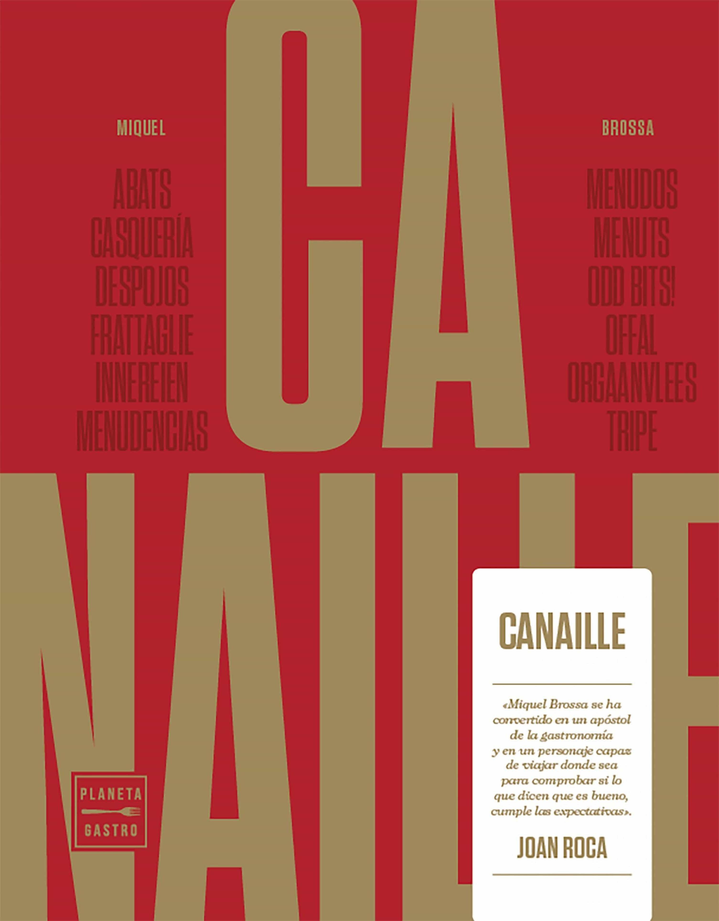 Canaille   por Miquel Brossa epub