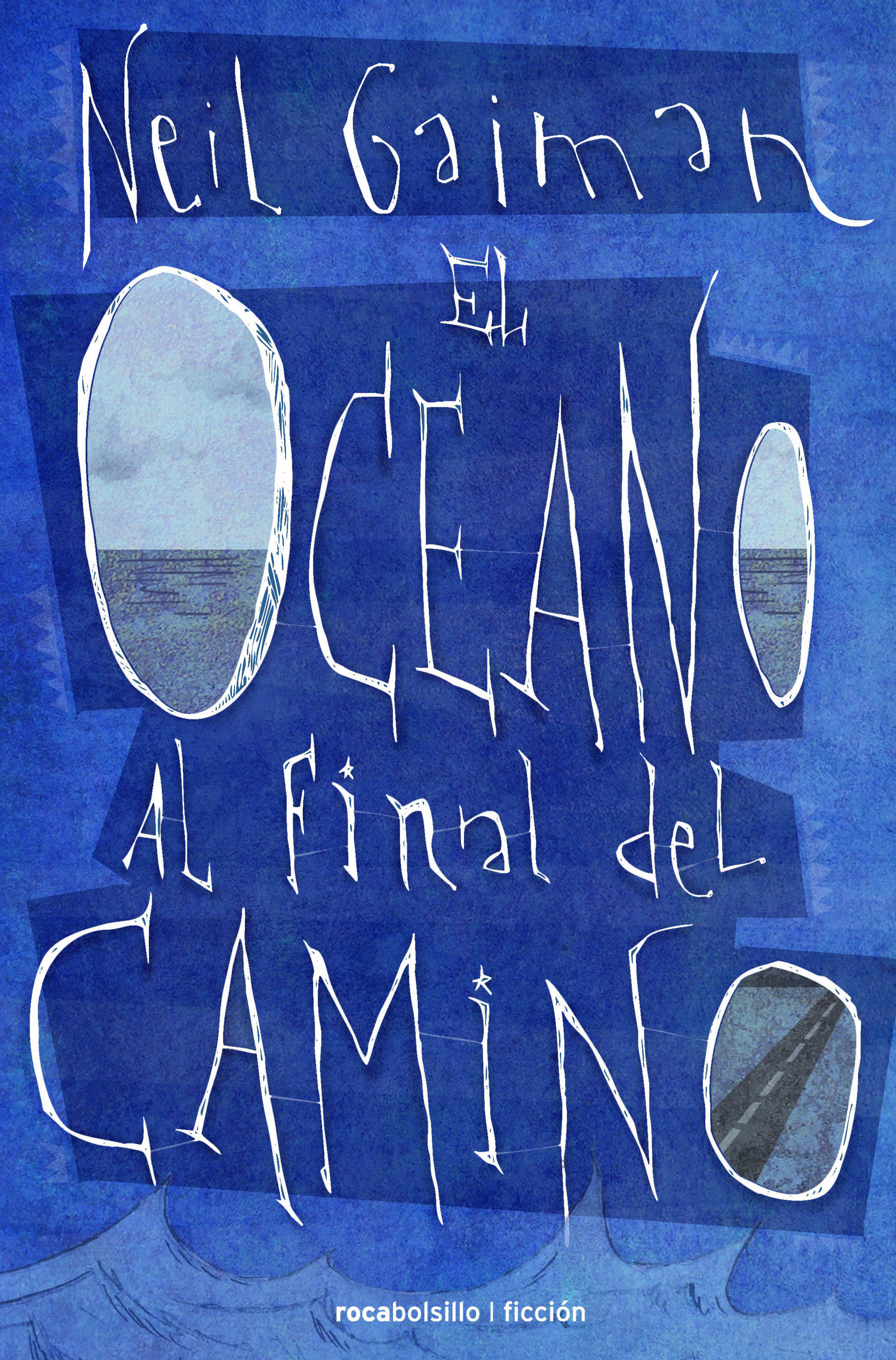 Resultado de imagen para el oceano al final del camino