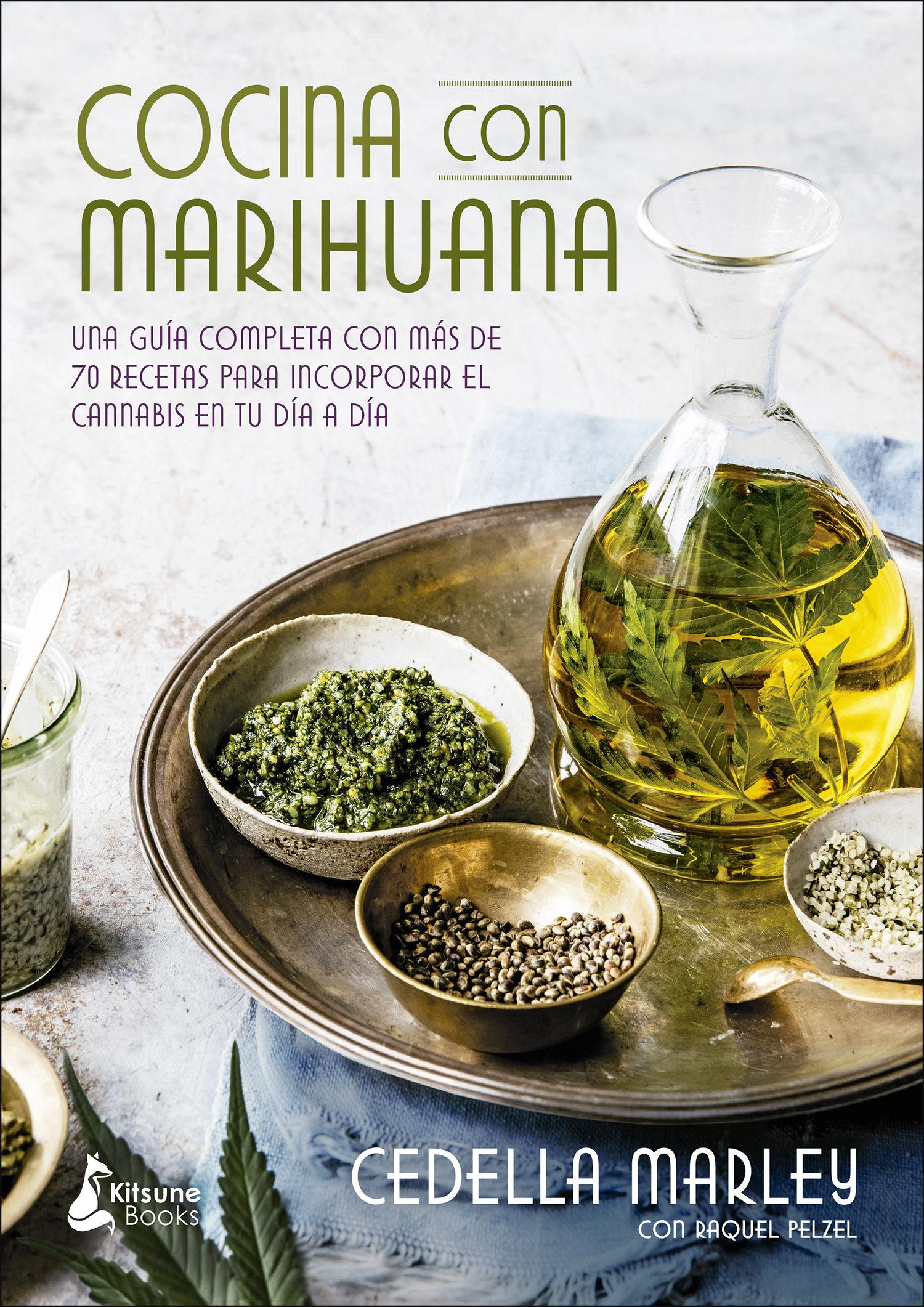 Cocina Con Marihuana por Cedella Marley