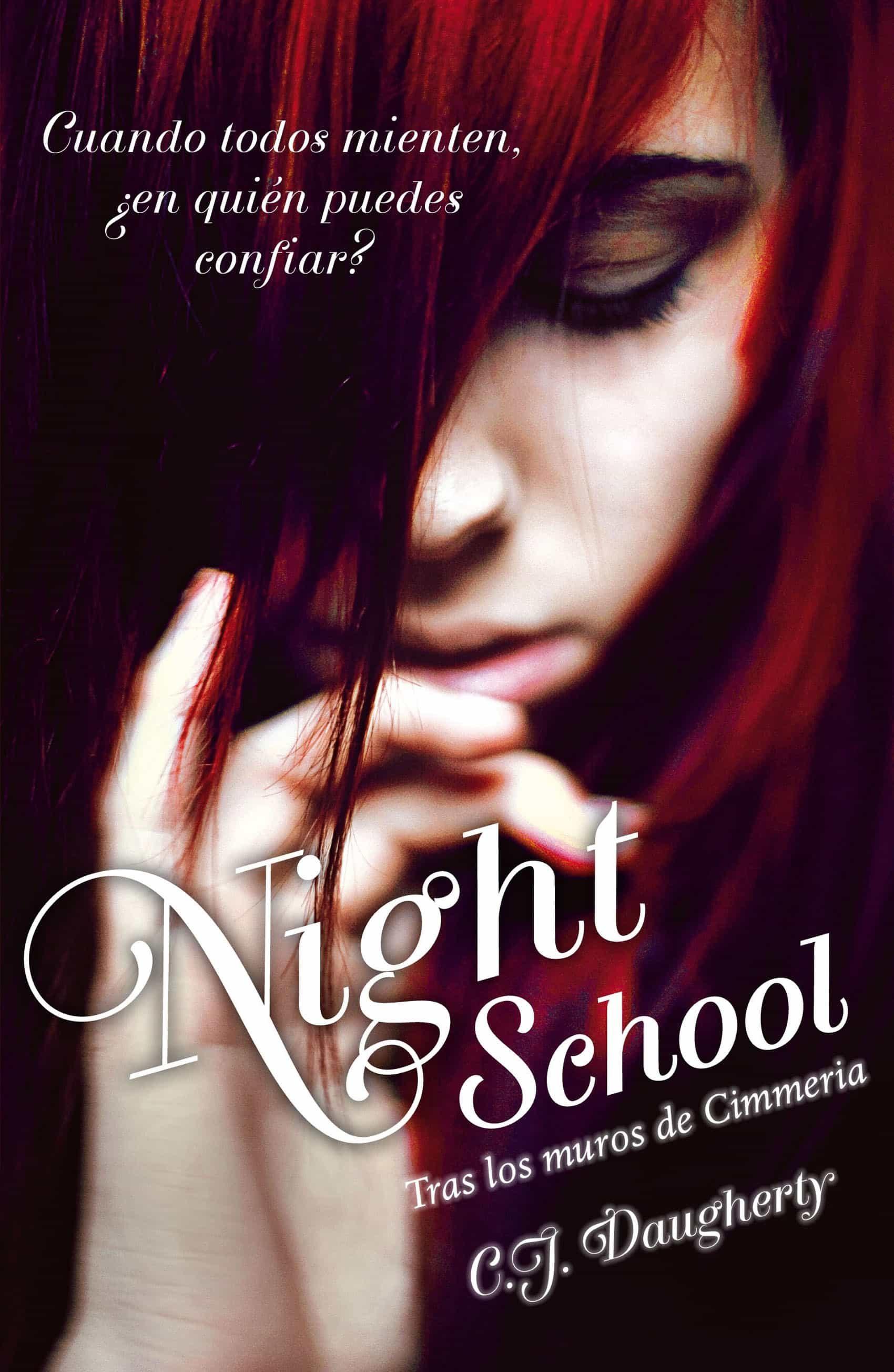 Resultado de imagen de Night School (Tras los muros de Cimmeria)