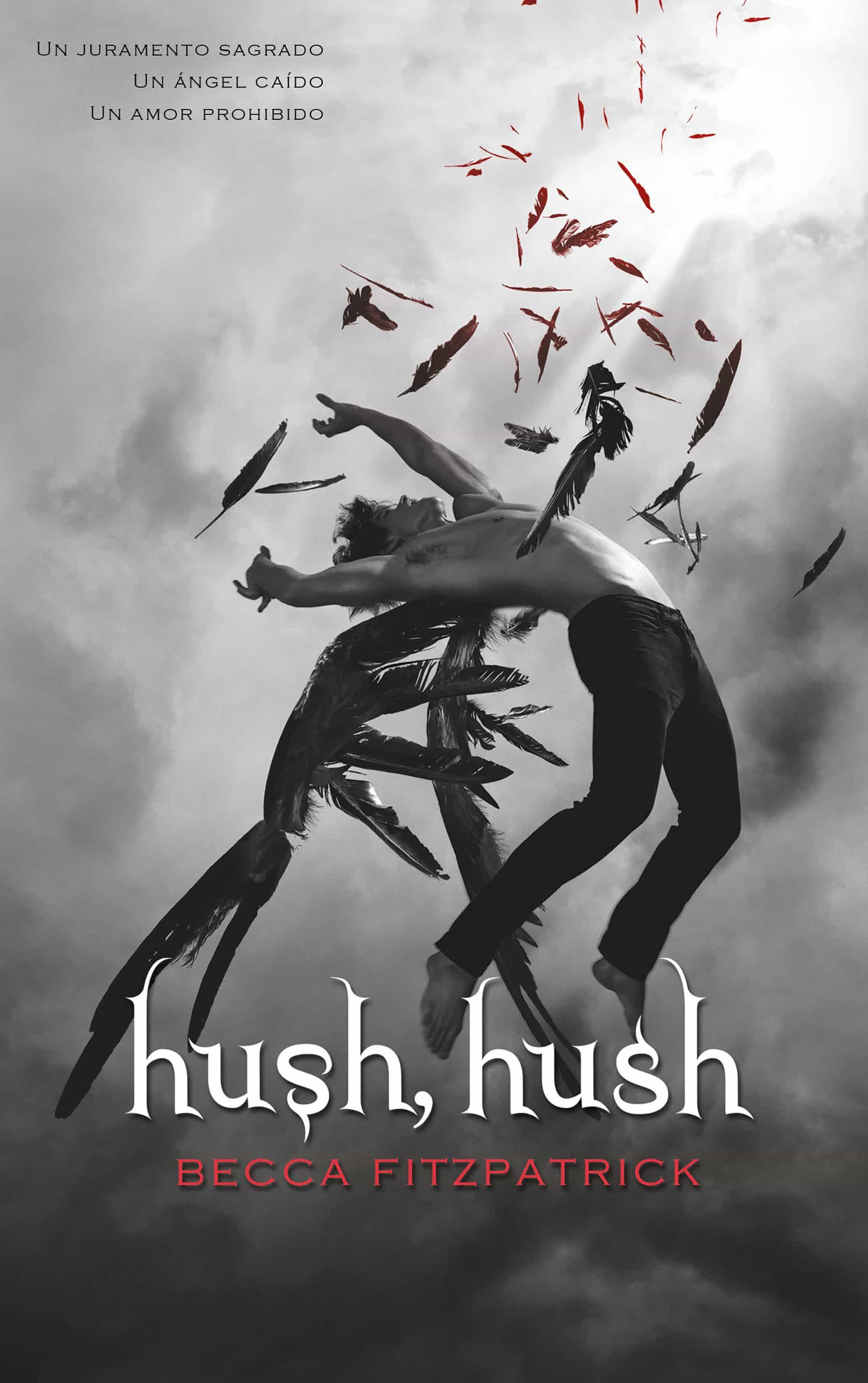 Hush, Hush (saga Hush, Hush 1) por Becca Fitzpatrick
