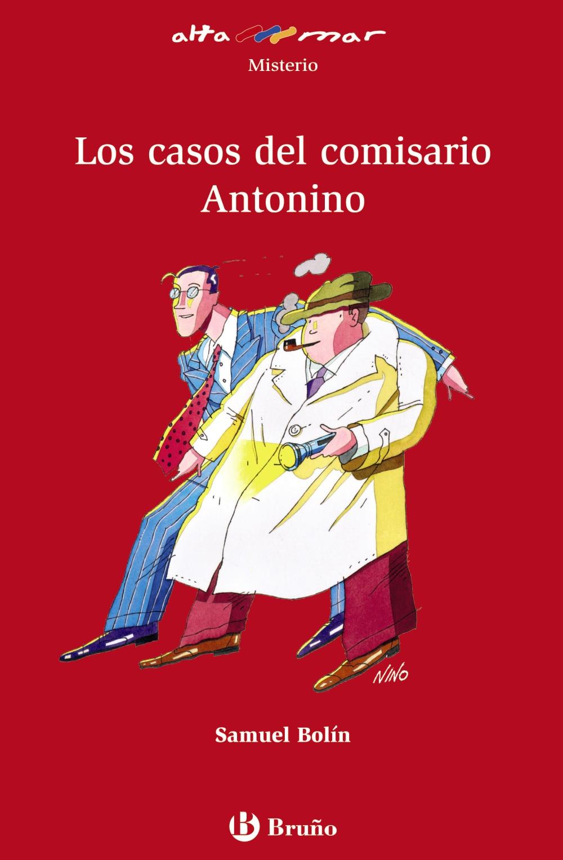 Los Casos Del Comisario Antonio (altamar) por Vv.aa.