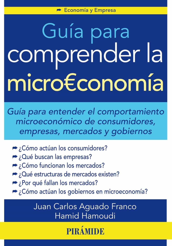 Resultado de imagen para Guía para comprender la microEconomia