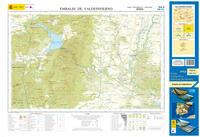 952-2 mapa embalse de valdeinfierno(1:25000)-9788441623170