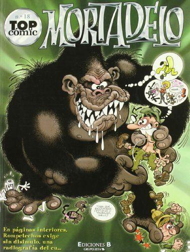 Top Comic Mortadelo Nº 18 por Francisco Ibañez
