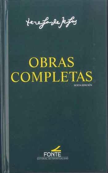 Obras Completas Santa Teresa De Jesús (6ª Ed.) por Aa Vv