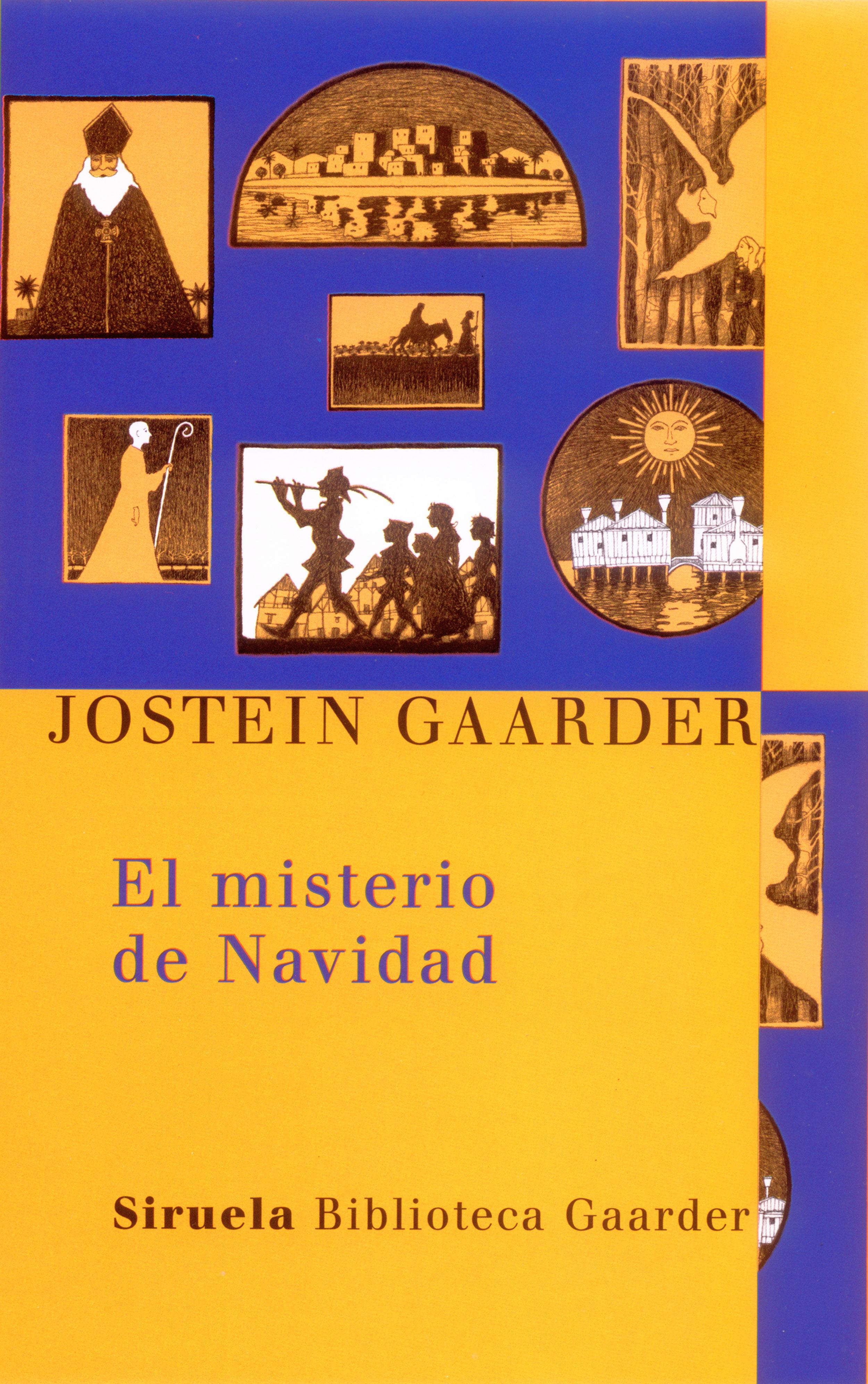 El Misterio De Navidad por Jostein Gaarder